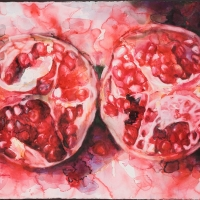 Pomegranate - Gay Bilson project