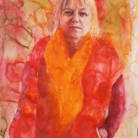 Portrait of Pamela Clelland Gray